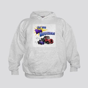 I'm the Big Brother! Kids Hoodie