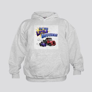 I'm the Little Brother! Kids Hoodie