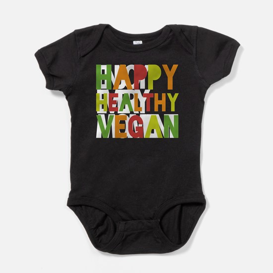 Happy Vegan Body Suit
