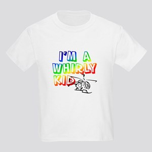 Whirly Kid Kids Light T-Shirt