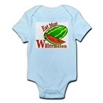 Watermelon Infant Creeper