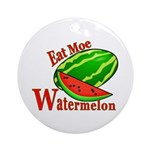 Watermelon Keepsake (Round)