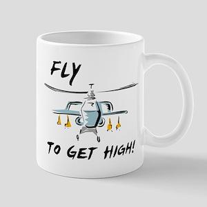 Fly to get high cobra Mug