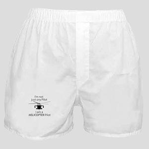 Not just a Pilot Blackhawk Boxer Shorts