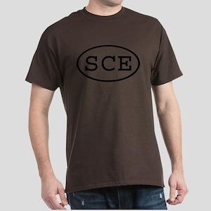 SCE Oval Dark T-Shirt