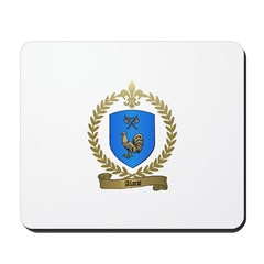 ALARIE Family Crest Mousepad
