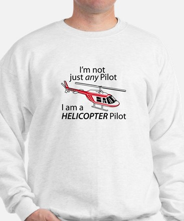 Not Just A Pilot Sweatshirt