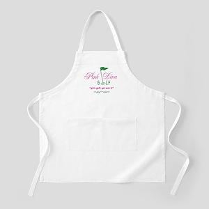 Pink Diva Golf Logo - Golf BBQ Apron