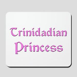 Trinidadian Princess Mousepad