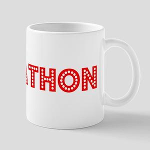 Retro Johnathon (Red) Mug