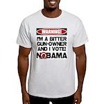 Bitter Gun Owner Light T-Shirt