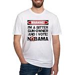 Bitter Gun Owner Fitted T-Shirt