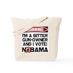 Bitter Gun Owner Tote Bag