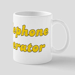 Retro Telephone o.. (Gold) Mug