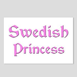 Swedish Princess Postcards (Package of 8)