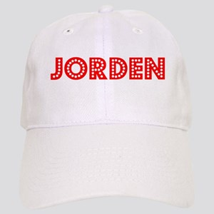 Retro Jorden (Red) Cap