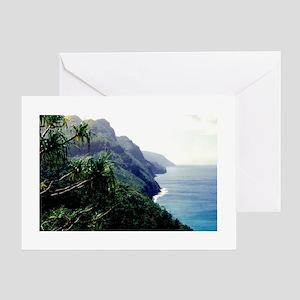 Kauai Scenic Greeting Card
