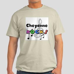 Cheyenne Rocks Light T-Shirt