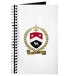 ARSENAULT Family Crest Journal