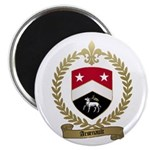 ARSENAULT Family Crest Magnet