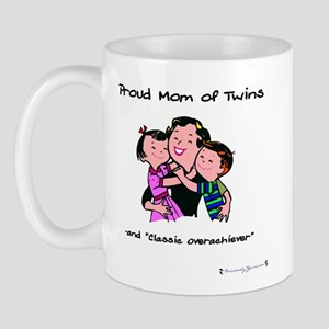 Mom of Twins - Classic Mug