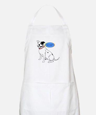 BSL is Bad Stafford Grooming or BBQ Apron