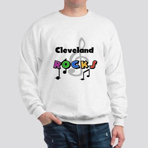 Cleveland Rocks Sweatshirt