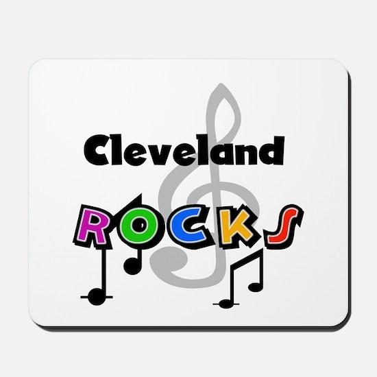Cleveland Rocks Mousepad