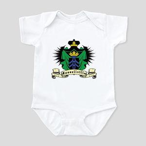 Name Crest Infant Bodysuit