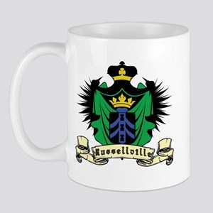 Name Crest Mug