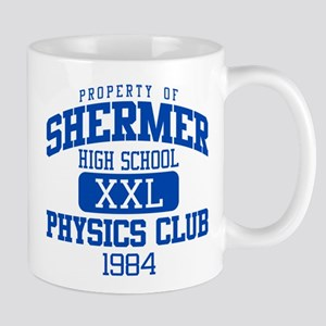 Shermer Physics Club 11 oz Ceramic Mug