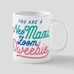 Neo Maxi Dweebie 11 oz Ceramic Mug