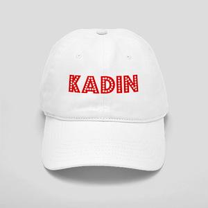 Retro Kadin (Red) Cap