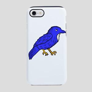 Blue Bird iPhone 8/7 Tough Case