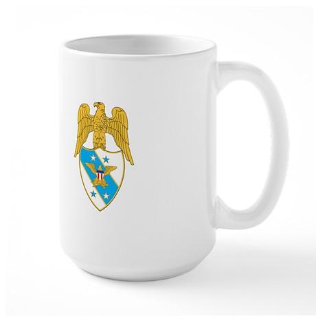 JOINT-CHIEFS-OF-STAFF-VICE- Large Mug