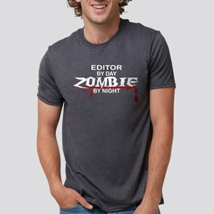 Editor Zombie Women's Dark T-Shirt