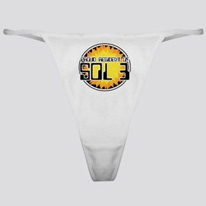 Resident of Sol 3 Classic Thong