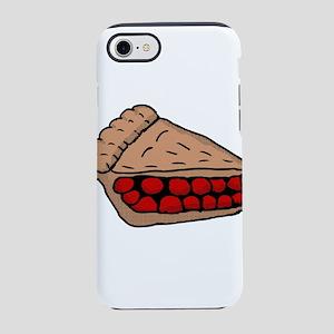 Cherry Pie Slice iPhone 8/7 Tough Case