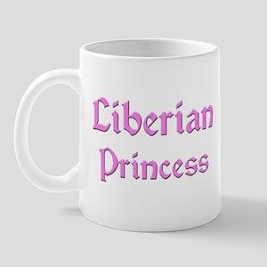 Liberian Princess Mug