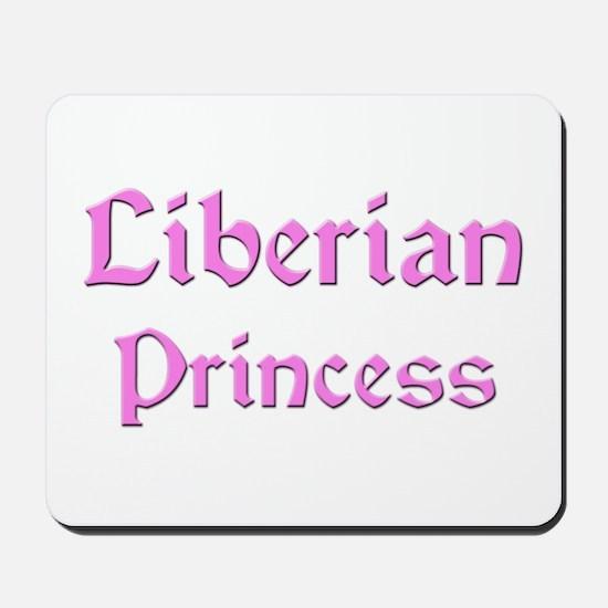Liberian Princess Mousepad
