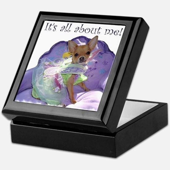 Cute Chihuahuas Keepsake Box