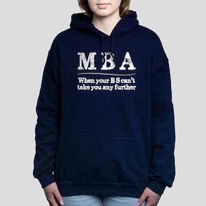 MBA Masters Degree Graduation Gifts Sweatshirt