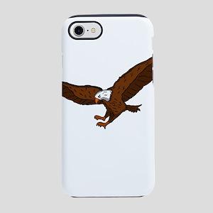 Soaring eagle iPhone 8/7 Tough Case