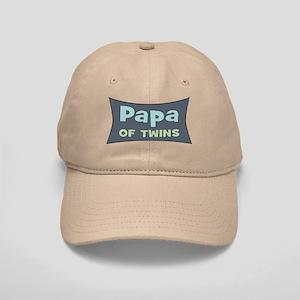 Papa of Twins Cap
