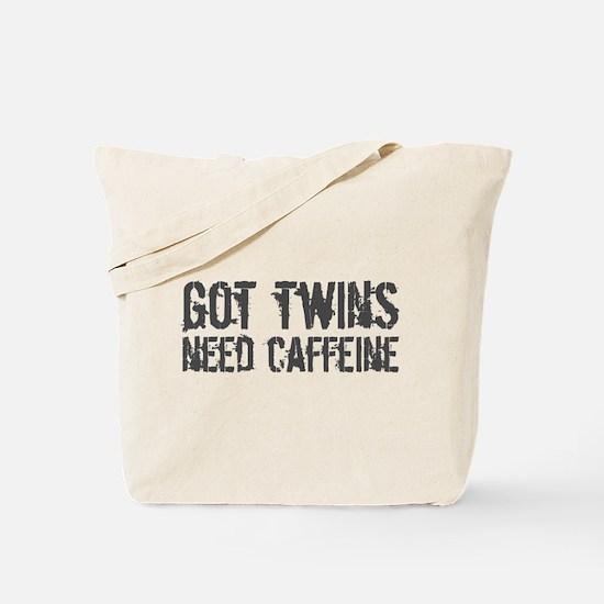Got Twins Tote Bag