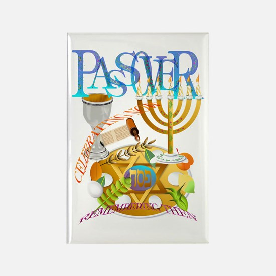 Passover Seder Trans Magnets
