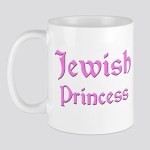 Jewish Princess Mug