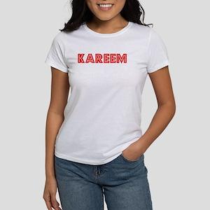Retro Kareem (Red) Women's T-Shirt