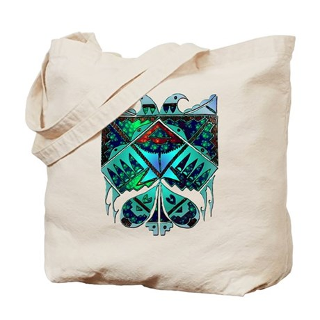 Two Eagles Tote Bag