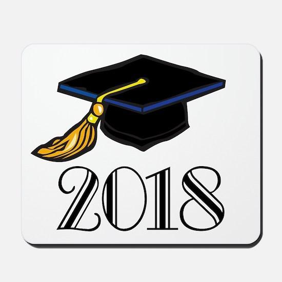2018 Graduation Mousepad